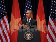 Obama habla sobre relaciones Vietnam – EE.UU. ante estudiantes hanoyenses