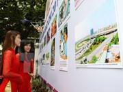 Exposición fotográfica de Patrimonios mundiales vietnamitas en Sudcorea