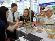 Inauguran en Vietnam feria de productos vietnamitas de alta calidad