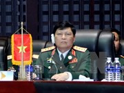 Ministros de Defensa ASEAN-China se reúnen en conferencia informal en Laos