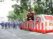 Inicia Semana nacional sin tabaco en Vietnam