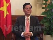 Visita de Obama es nuevo hito en nexos bilaterales, valora diplomático vietnamita