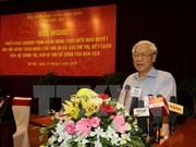 Movilización de masas, tarea estratégica para causa revolucionaria de Vietnam