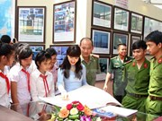 Inauguran exhibición de testimonios históricos de archipiélagos vietnamitas