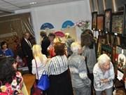 Presentan productos de laca de Vietnam en exhibición en Noruega