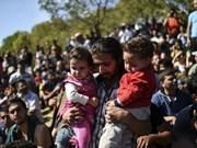 Malasia recibe a 68 refugiados sirios