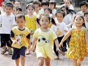 Inician Mes de acción por niños en 2016