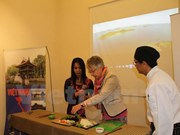 Promueven arte culinaria vietnamita en Argentina