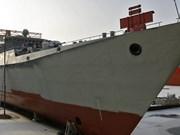 Estudian Rusia y Vietnam construcción de otras dos fragatas Gepard 3.9