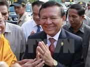 Parlamento de Camboya permite acción legal contra líder de CNRP