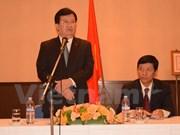 Vicepremier exige promover cooperación multisectorial con Japón