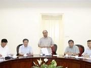 Premier vietnamita adopta decisión para poner en uso inversión de desarrollo