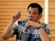 Proclamado Rodrigo Duterte presidente de Filipinas
