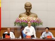 Califica Gobierno vietnamita de tarea primordial perfeccionamiento institucional