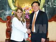 Vietnam y Cuba robustecen cooperación judicial