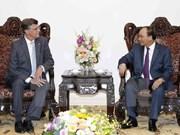 Premier vietnamita recibe a embajador australiano