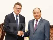 Destaca premier vietnamita importancia de cooperación con estado alemán