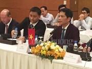 Agencias vietnamitas y chinas impulsan cooperación