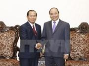 Premier vietnamita respalda cooperación jurídica con Laos