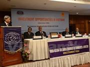 Sesiona conferencia para promover inversiones indias en Vietnam