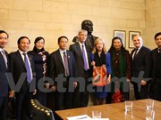 Cooperación parlamentaria cohesiona relaciones Vietnam – Reino Unido