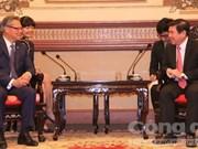 Ciudad Ho Chi Minh y Australia Meridional refuerzan cooperación