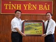 Delegación de Comisión china de Asuntos Étnicos visita provincia norvietnamita