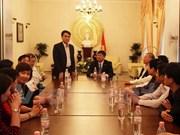 Vietnam impulsa cooperación en defensa y seguridad con Alemania