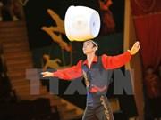 Clausuran Festival internacional de Circo 2016 en Vietnam