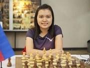 Buena actuación de ajedrecistas vietnamitas en campeonato asiático