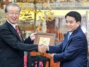Asevera Japón apoyo a Vietnam en tratamiento de cáncer