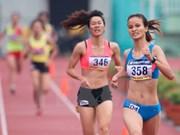Encabeza Japón Campeonato juvenil de atletismo de Asia