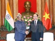 Considerada la India como amigo tradicional y socio principal de Vietnam