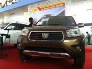 Inauguran exposición de vehículos e industria auxiliar Vietnam AutoExpo 2016