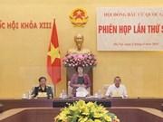 Asamblea Nacional de Vietnam de XIV legislatura se integrará por 496 diputados