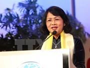 Vicepresidenta de Vietnam interviene en Cumbre Mundial de Mujeres en Polonia