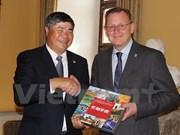 Vietnam desea reforzar cooperación multifacética con Alemania, afirma embajador