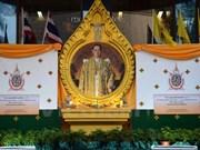 Conmemora Tailandia aniversario 70 de investidura del rey Bhumibol Adulyadej