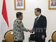 Vietnam e Indonesia acuerdan fomentar sus nexos bilaterales
