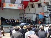 Festival cultural impulsa relaciones Vietnam - Japón