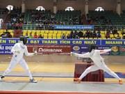 Esgrimista vietnamita clasifica a los Juegos Olímpicos Rio 2016
