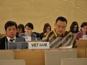 Confirman compromisos y contribuciones ASEAN al Consejo de Derechos Humanos