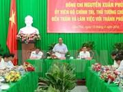 Premier insta a perfeccionar la planificación de ciudad de Can Tho