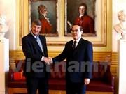 Vietnam espera una mayor cooperación con Noruega