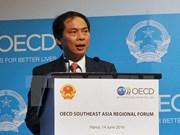 Acoge Vietnam foro de OCDE sobre desarrollo inclusivo en Sudeste Asiático