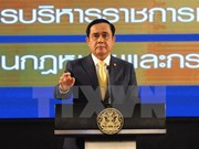 Primer ministro tailandés inicia visita a la India