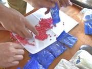 Detienen en Vietnam un contrabandista transnacional de droga