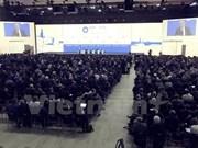 Vietnam participa en Foro Económico Internacional de San Petersburgo