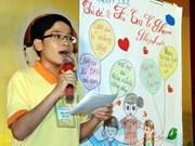 Foro de los Niños de ASEAN iniciará mañana en Hanoi