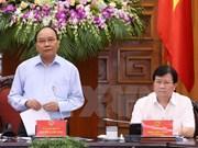 Premier urgió a Tra Vinh acelerar reestructuración económica